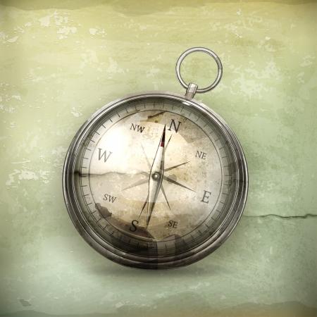 web survey: Compass, al viejo estilo