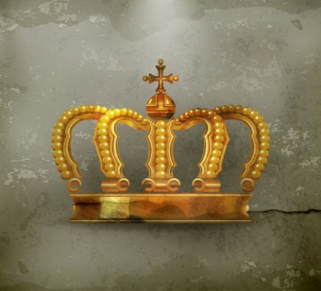 Crown, old-style