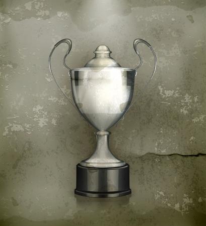 prata: Taça de Prata, de estilo antigo