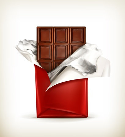 silver bar: Chocolate
