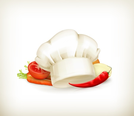 cook hats: Cooking icono