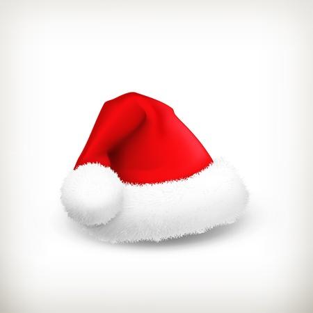 Santa Claus hat Stock Vector - 16145601