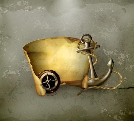 pioneer: Sea Adventure, � l'ancienne Illustration