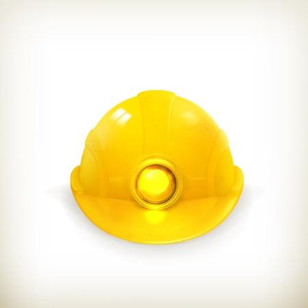 hard cap: Helmet Illustration