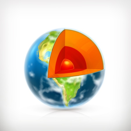 geosphere: Earth structure