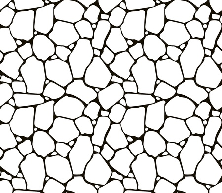 fortress: Stones seamless pattern