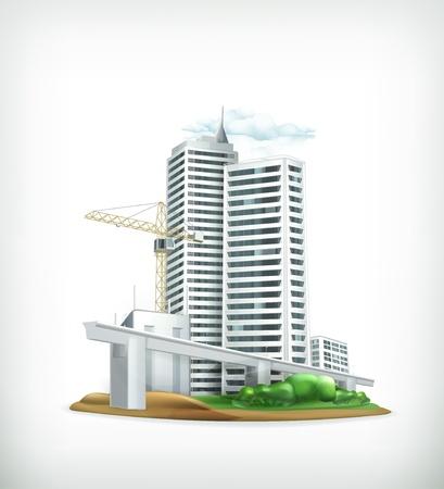 edificio industrial: Construcci?n
