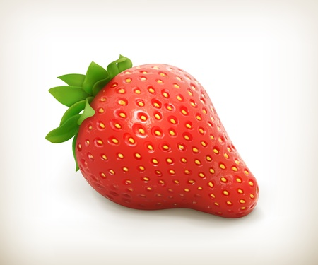 Strawberry Stock Vector - 18825021