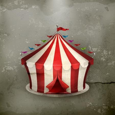 kopule: Circus, old-style