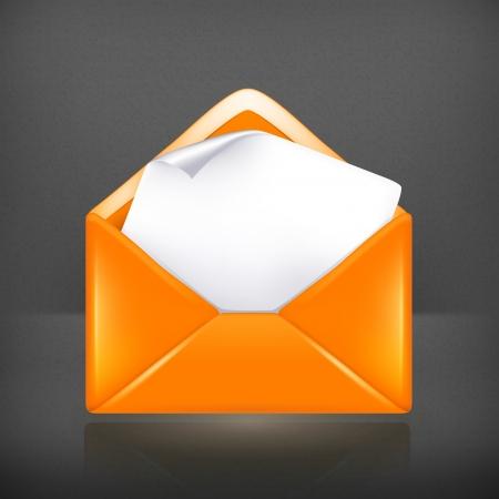 Letter Stock Vector - 19346715
