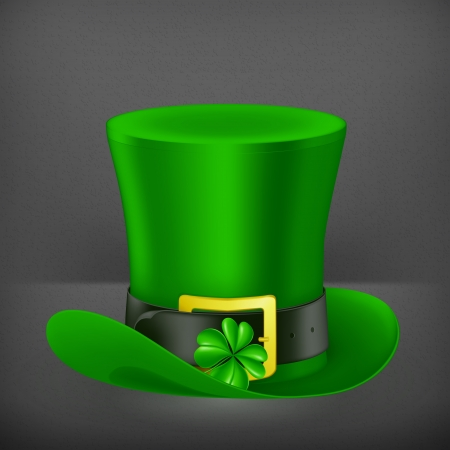 Leprechaun Hat Stock Vector - 19346750