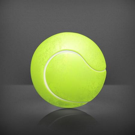 tennisball: Tennis-ball