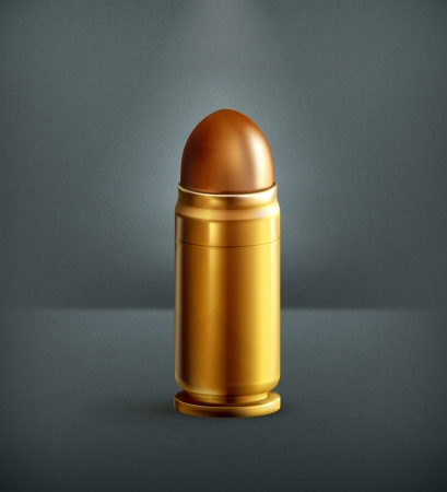 Bullet Stock Vector - 19346639