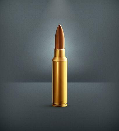 Bullet Stock Vector - 19346636