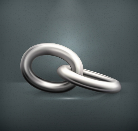 chain link: Chain link Illustration