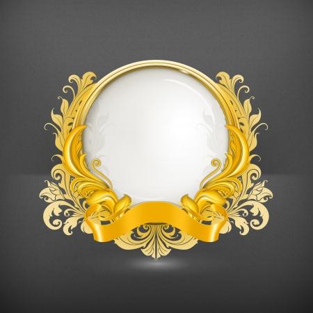 Luxury Frame Stock Vector - 19438501
