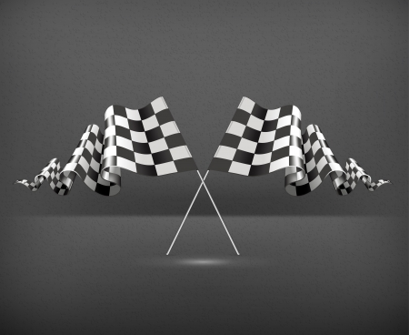 rallying: Checkered Flags