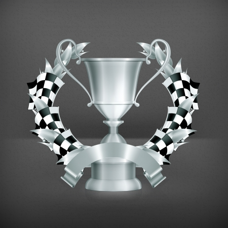 Emblem Racing Vector