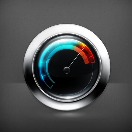 speedometer: Speedometer