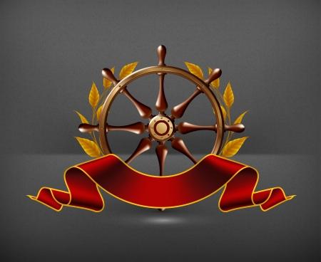 frigate: Wheel Emblem