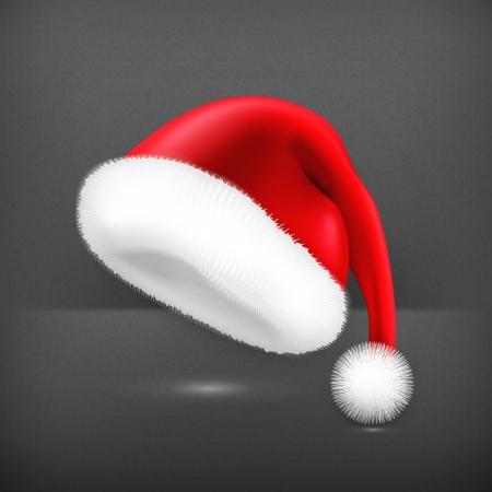 moroz: Santa Claus hat Illustration