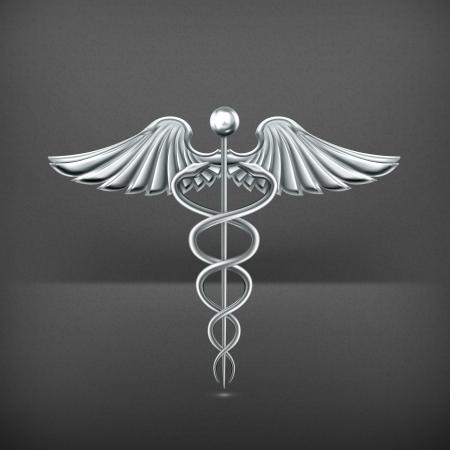 medical caduceus: Caduceus