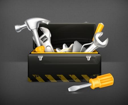 키트: 검은 도구