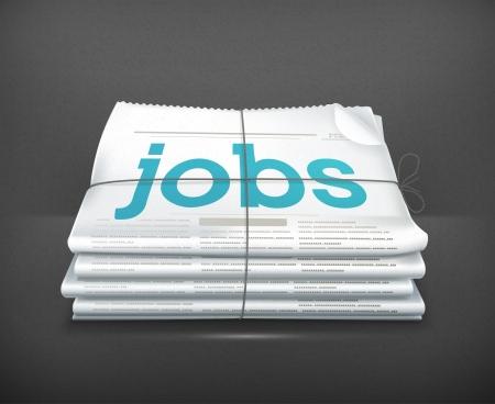 Jobs Stock Vector - 19648649