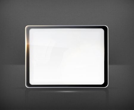 Touch screen Stock Vector - 19621401