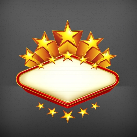 Winner, emblem Vector