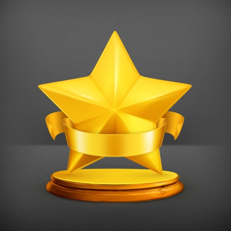 first prize: Star