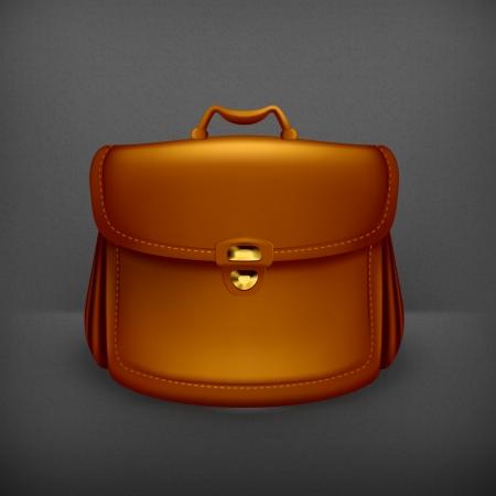 attache: briefcase