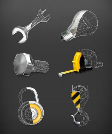 schlosser: Werkzeuge setzen