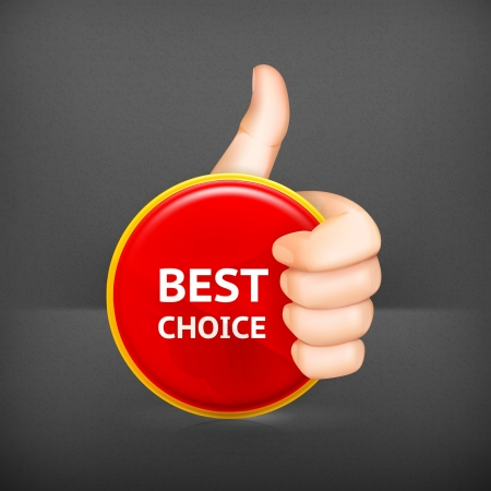 Best choice Stock Vector - 19713182