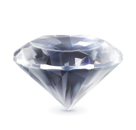 Diamond icon Stock Vector - 22197482