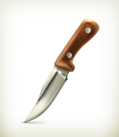 Knife icon Stock Vector - 22197500