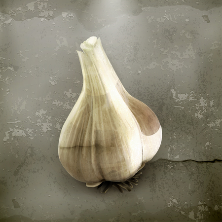 Garlic old style