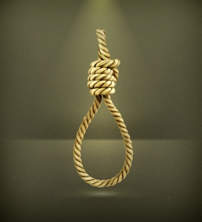 the noose: hangmans knot