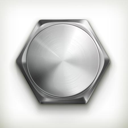 Bolt vector icon