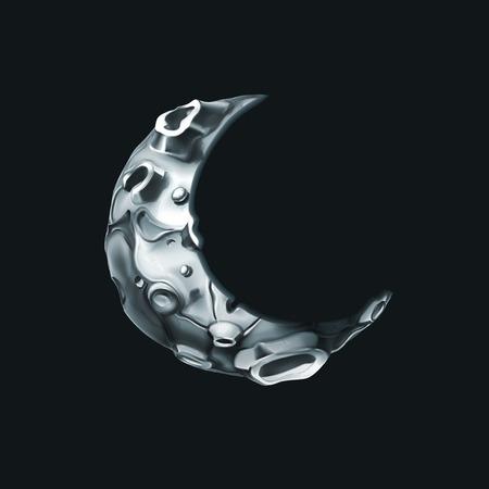 luna: Crescent moon