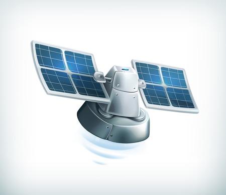 satellite in space: Observation satellite