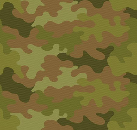 disruptive: Camouflage seamless pattern vector background