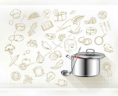 learning to cook: Cooking infographics