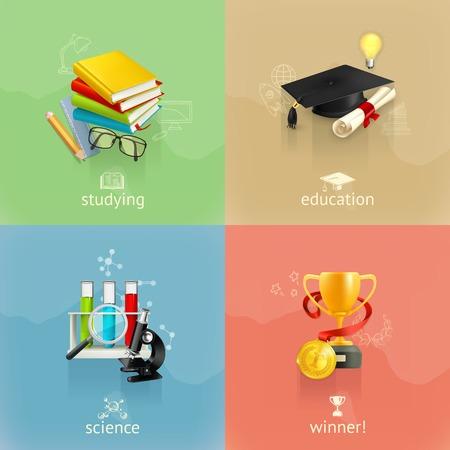 academic achievement: Education concepts