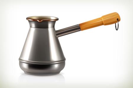 cezve: Cezve, vector object