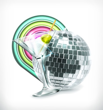 Disco, vector icon