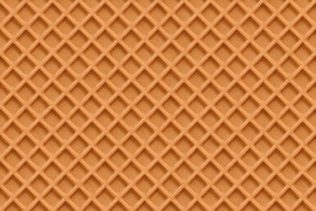 Waffles, seamless texture vector Illustration
