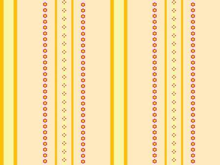 orange and yellow stripes - seamless background
