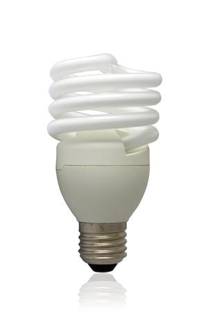 compact fluorescent lightbulb: Compact Fluorescent Lightbulb