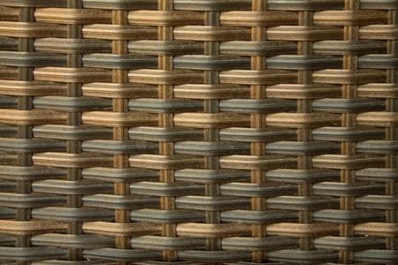 A Plastic Weaving background full frame  photo